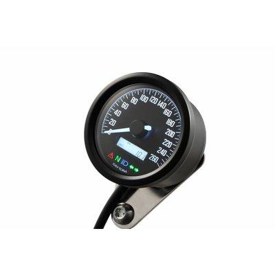 Daytona Velona 60MM speedometer 260km/h