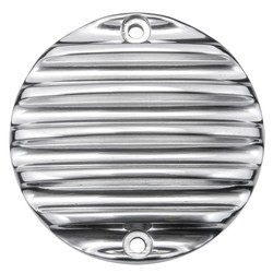 Ribbed  Clutch Badge