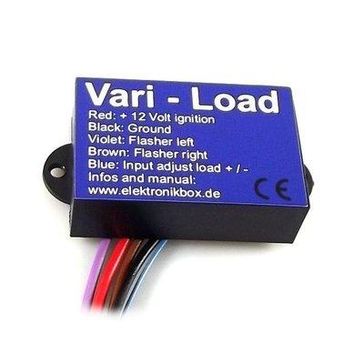 Axel Joost Elektronik Vari load