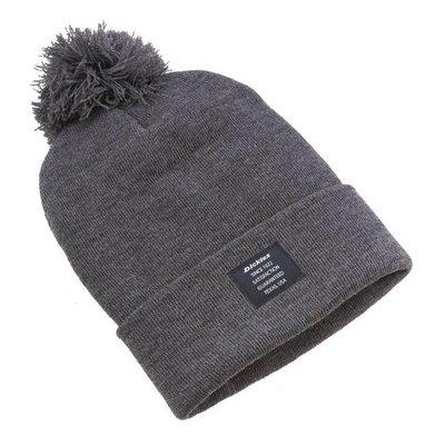 Dickies Edgeworth Bobble hat grey
