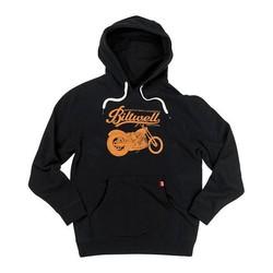 Script hoodie black