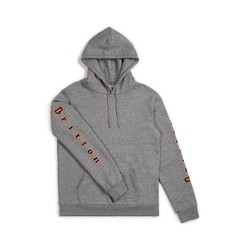 Primo hoodie grey