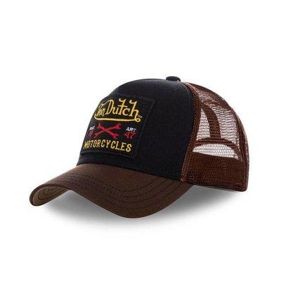 Von Dutch trucker cap brown