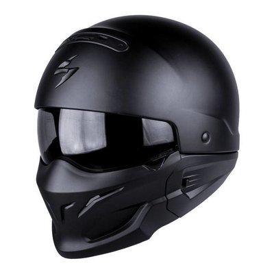 scorpion exo-combat Solid Helmet
