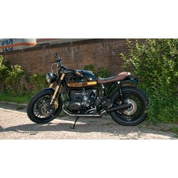 BMW R-serie Classic uitlaat (R80 R100)