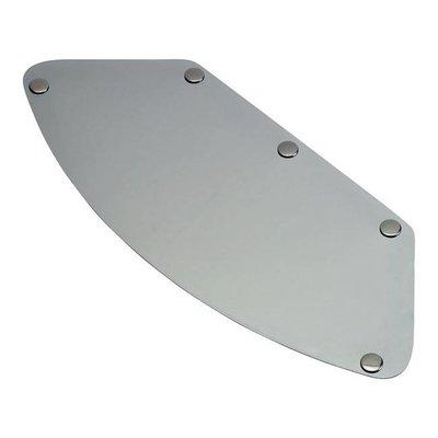 Biltwell Gringo Blast Shield Small Chrome Mirror