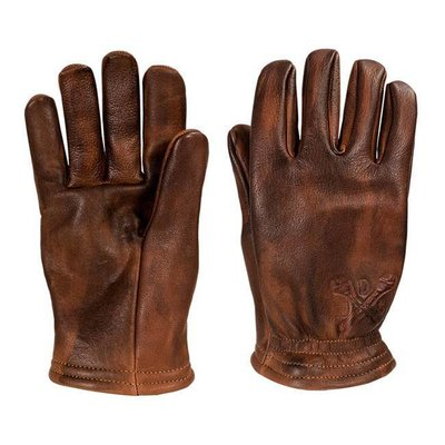 John Doe Freewheeler Handschoenen Bruin