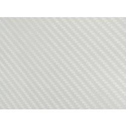 3D Bubble-free vinylfolie - Carbon-look 45 cm x 37 cm