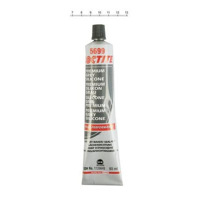 Loctite 5699 PERFORMANCE SILICONE GREY