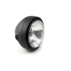 Scrambler Head Light, schwarz / schwarz