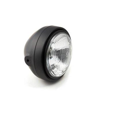 LSL Scrambler Head Light, zwart / zwart