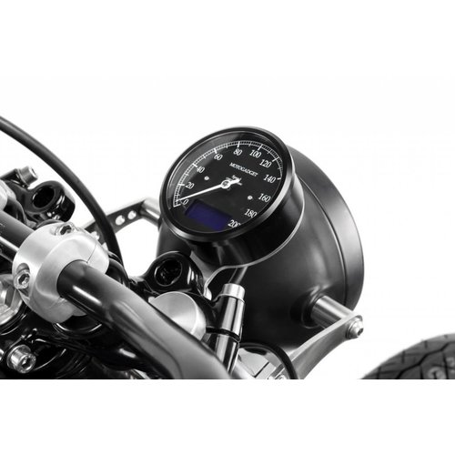 Houder voor snelheidsmeter 41mm Vork Motoscope Chronoclassic