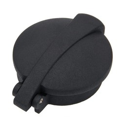 "Monza Flip Up Gas Tank Cap 2.5""/62mm - Black"