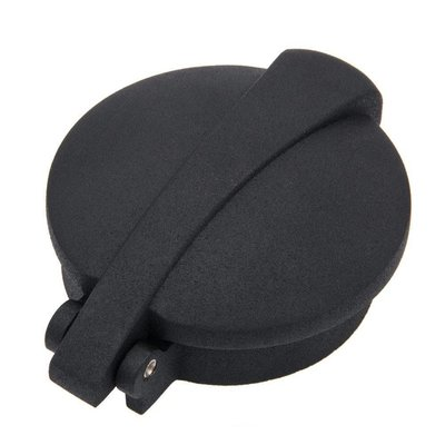 "Motone Monza Flip Up Gas Tank Cap 2.5""/62mm - Black"