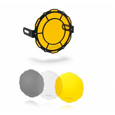 C.Racer Scheinwerfer-Bildschirm + Objektiv-Kit (3 Stück)