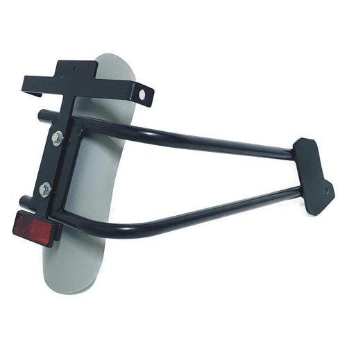 Kennzeichenhalter Stoßdämpfer montage mit Schutzblech Bmw K75 K100