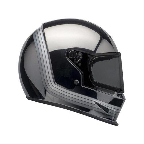 Bell Eliminator Helm Spectrum Mat Zwart / Chroom
