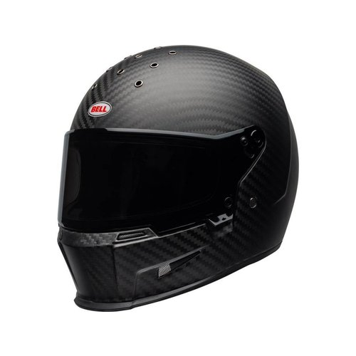 Bell Eliminator Carbon Helm Mat Zwart Carbon