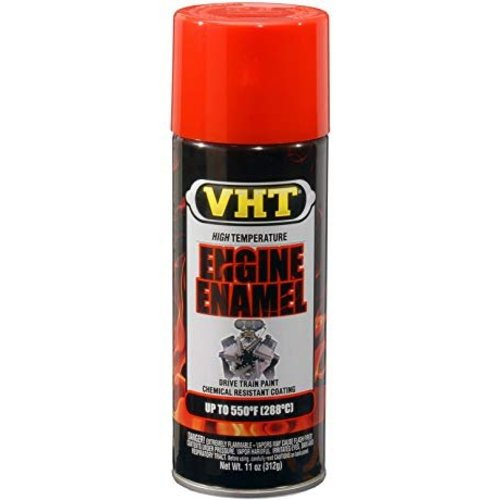 VHT Engine enamel Chevy orange red