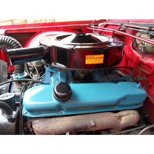 VHT Motorlack late Chryslerblau