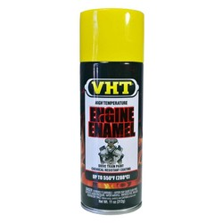 Engine enamel gloss yellow