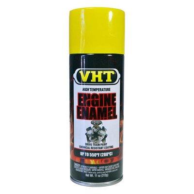 VHT Engine enamel gloss yellow