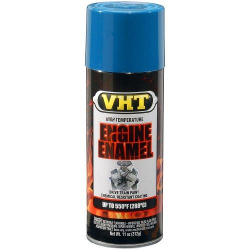 VHT Engine enamel matches GM blue