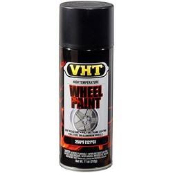 Wheel paint Satin black