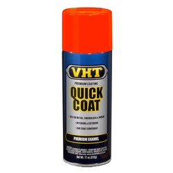 Quick Coat Hellorange