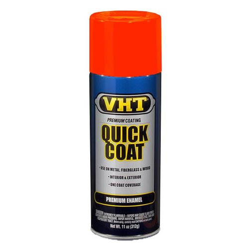 VHT Quick Coat Bright orange