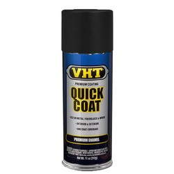 Quick Coat Flat black