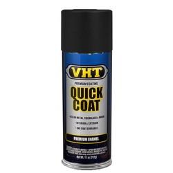 Quick Coat Flat schwarz