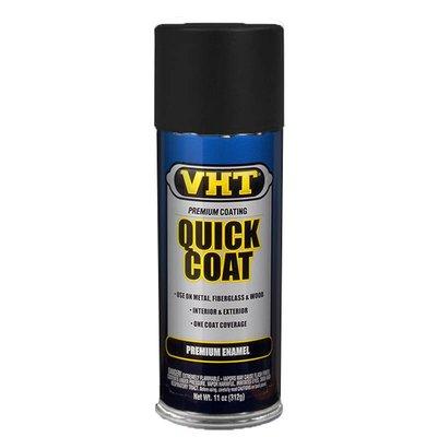 VHT Quick Coat Flat schwarz