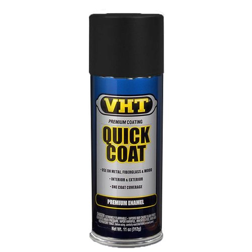 VHT Quick Coat Flat black