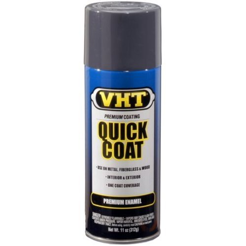 VHT Quick Coat Machinery gray