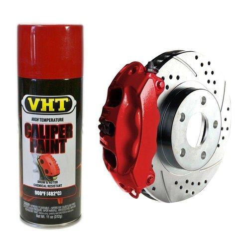 VHT Brake caliper enamel real red