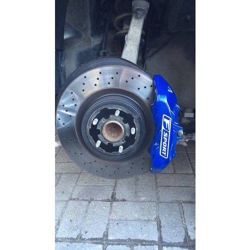 VHT Brake caliper enamel bright blue