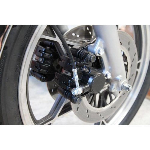 VHT Brake caliper enamel satin black