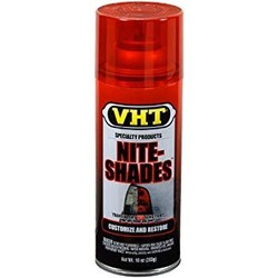 Nite shades - lens cover tint red