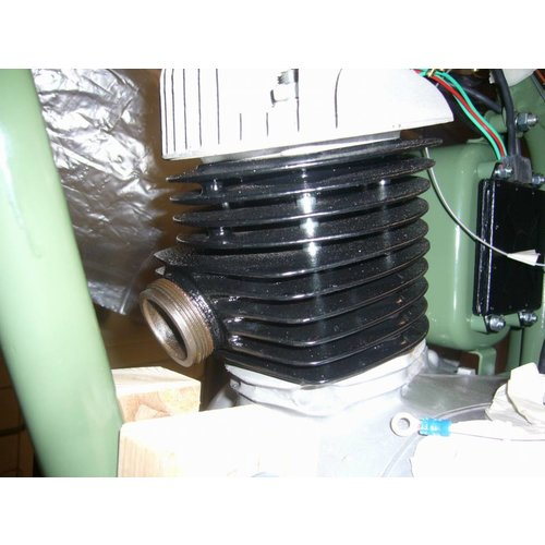VHT Barrel paint gloss black