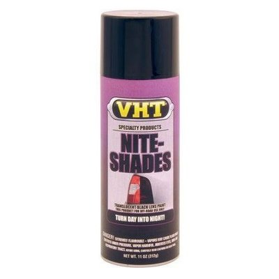 VHT Nite shades - lens cover tint black