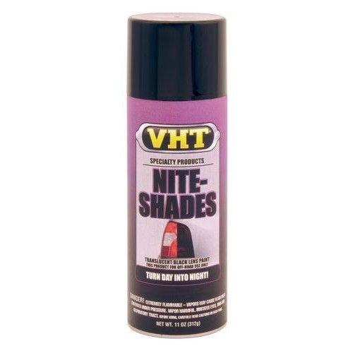 VHT Nite shades - lens covertint black
