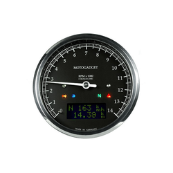 Chronoclassic 14 000 tr / min - chrome