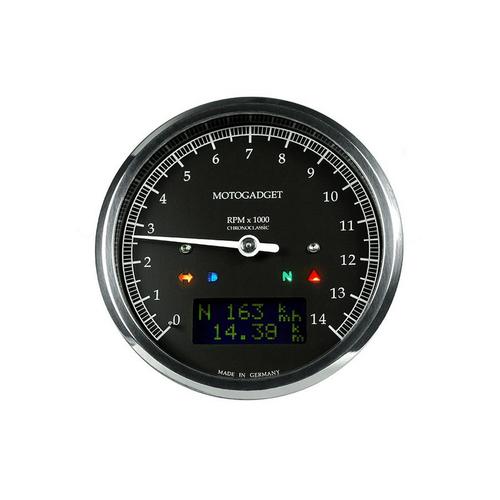 Motogadget Chronoclassic 14,000 RPM - chrome