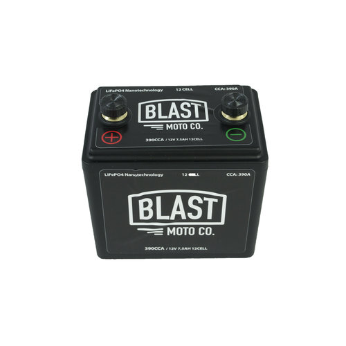 Blast moto 390CCA Lithium Accu