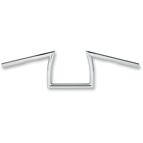 "Biltwell 1"" Keystone Handlebar Chrome"