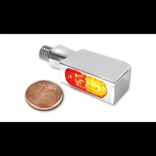 HeinzBikes BLOKK-line MICRO SMD knipperlicht 3in1