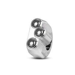 REBEL SWITCH 3 button – Polished 22 mm