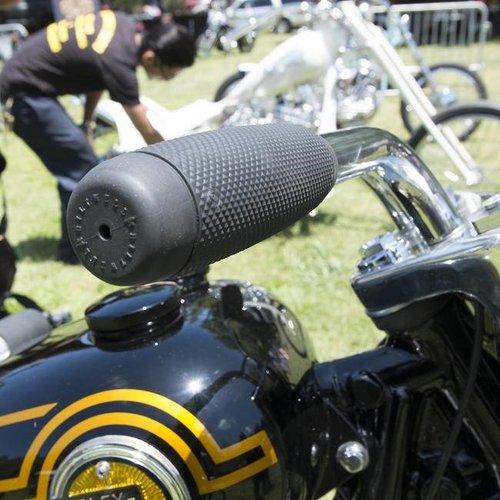 Biltwell 22mm Recoil Grips Black TPV