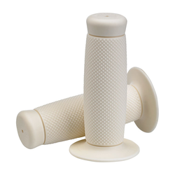 """7/8 """"of 22 MM Renegade Grips White TPV"""